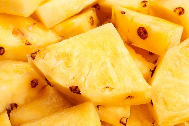 This is the reason why pineapple leaves your mouth sore