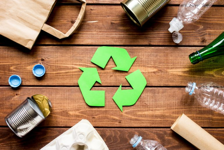 This is what those plastic recycling numbers really mean