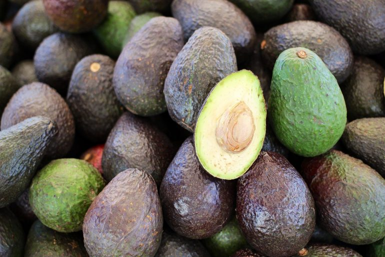 This is why you need to wash your avocados