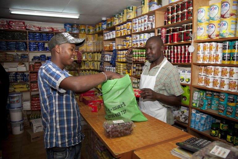 Use plastic bags in Kenya and get time in prison