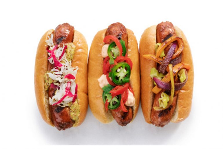 Vegan sausages coming to a store near you