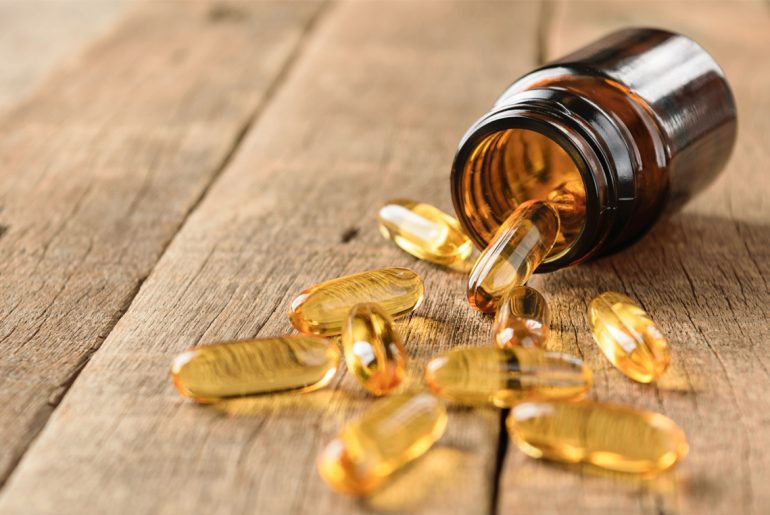 Vitamin supplements don't make a difference, research shows