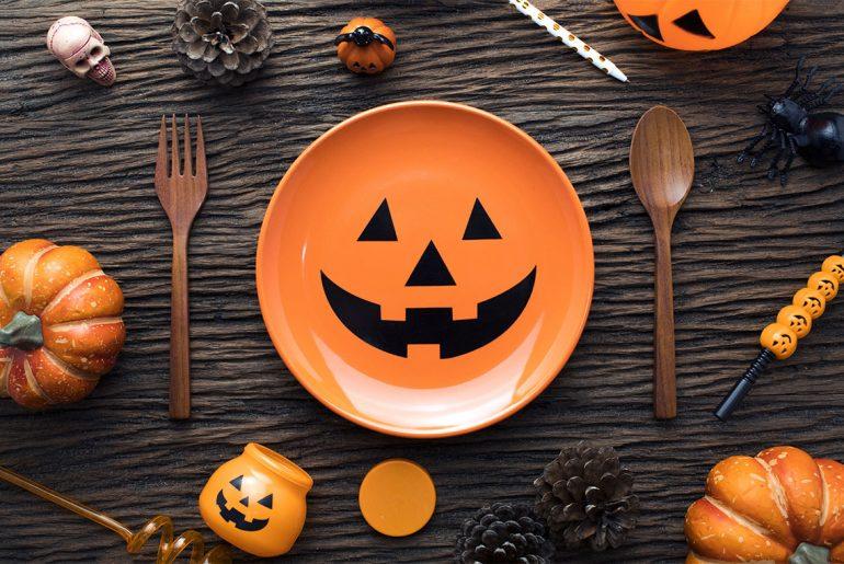 Free food on Halloween