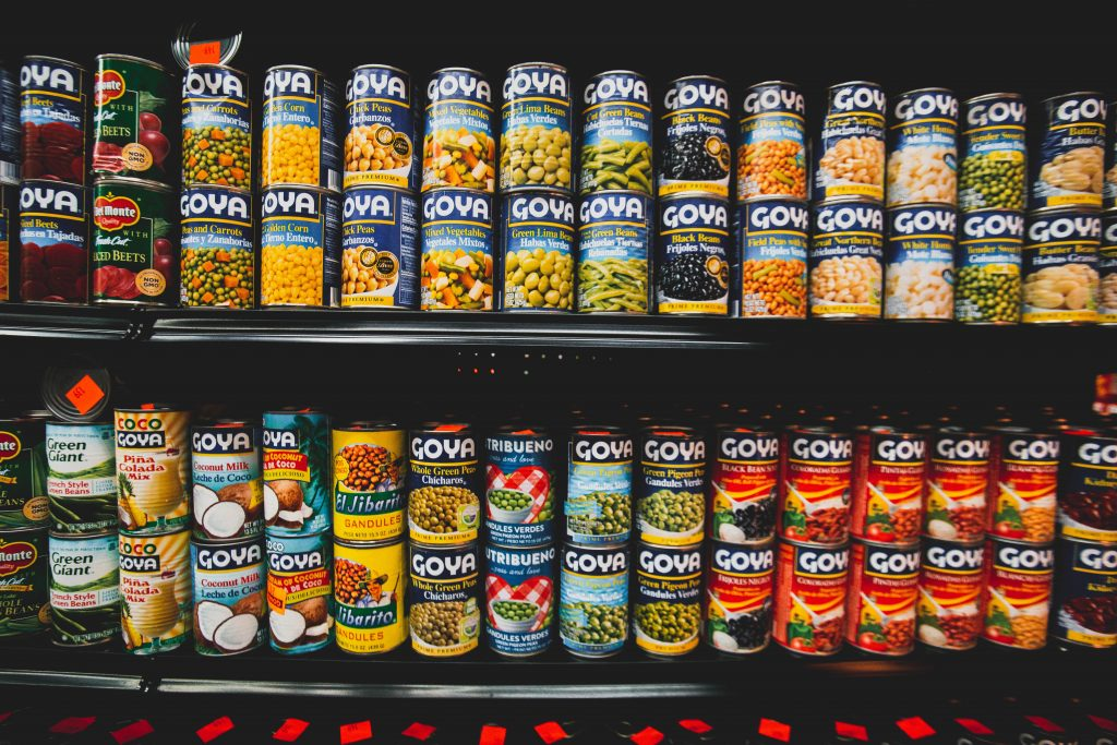 Why you should never store canned goods in the garage