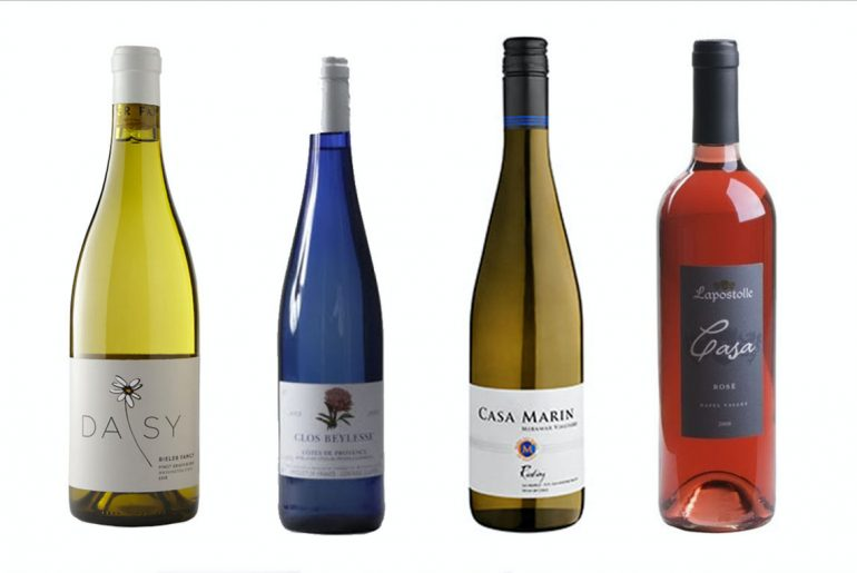Try these wines at your next backyard barbeque by Everybody Craves.