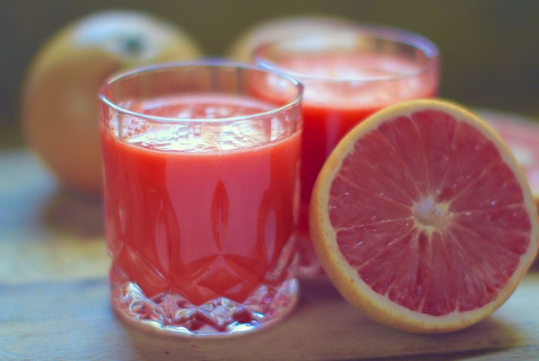 Not your mama's grapefruit juice by Everybody Craves