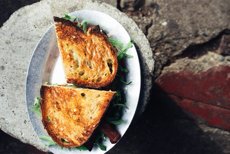 Making your most melty sandwhich ever with these expert tips by Everbody Craves