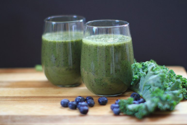 Shop smart and enjoy healthy green smoothies year-round by Everybody Craves