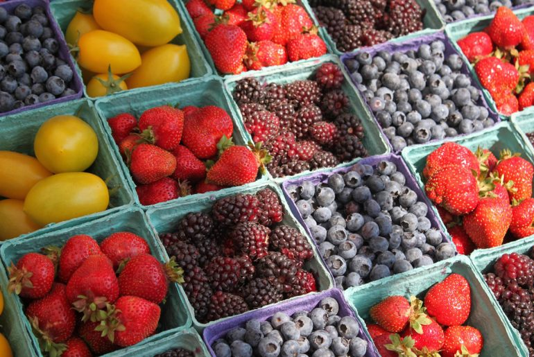 Organic food sales grow 8.4 percent across the country by Everybody Craves