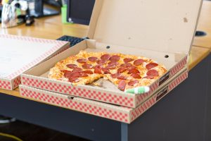 Office workers consume an shocking number of extra calories every year