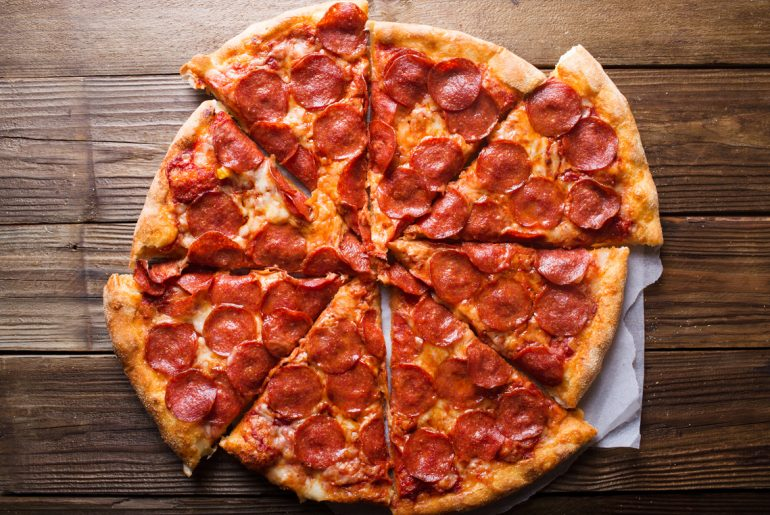 Why pizza makes us happy by Everybody Craves