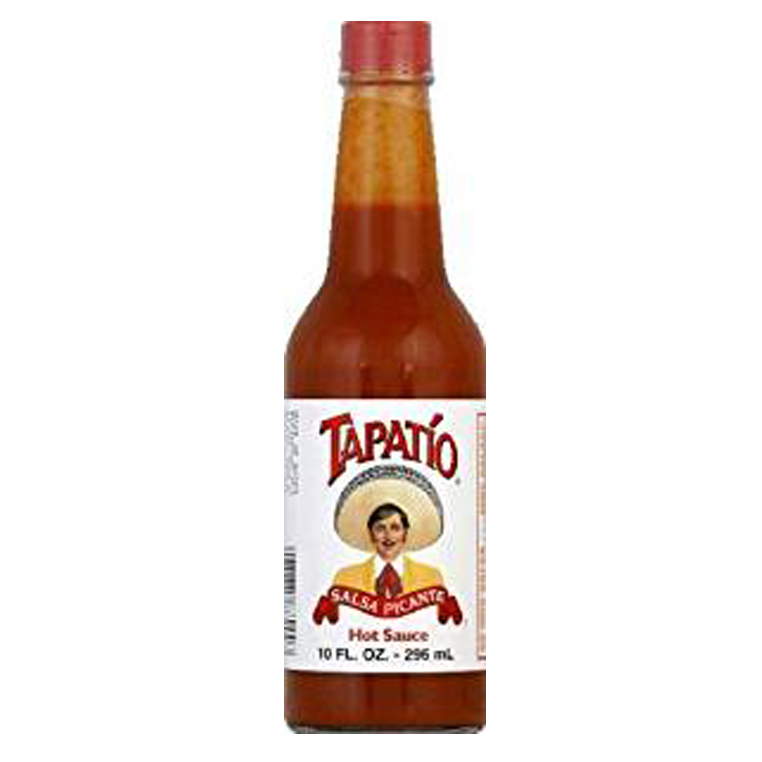 tapatio-Survey reveals the top 5 most popular hot sauces in the US