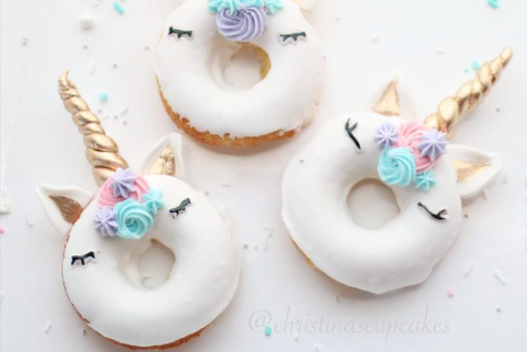 Sparkle snacking trendy unicorn treats by Everybody Craves